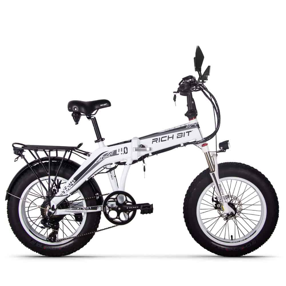 richbit rt 016 electric fat folding bike