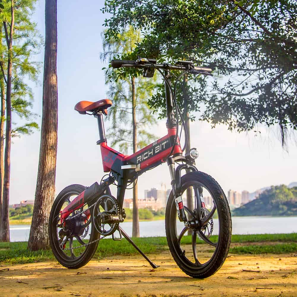 richbit zdc rt 730 folding electric bike
