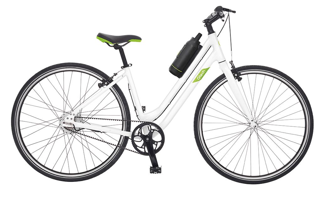 gtech city ebike hybrid