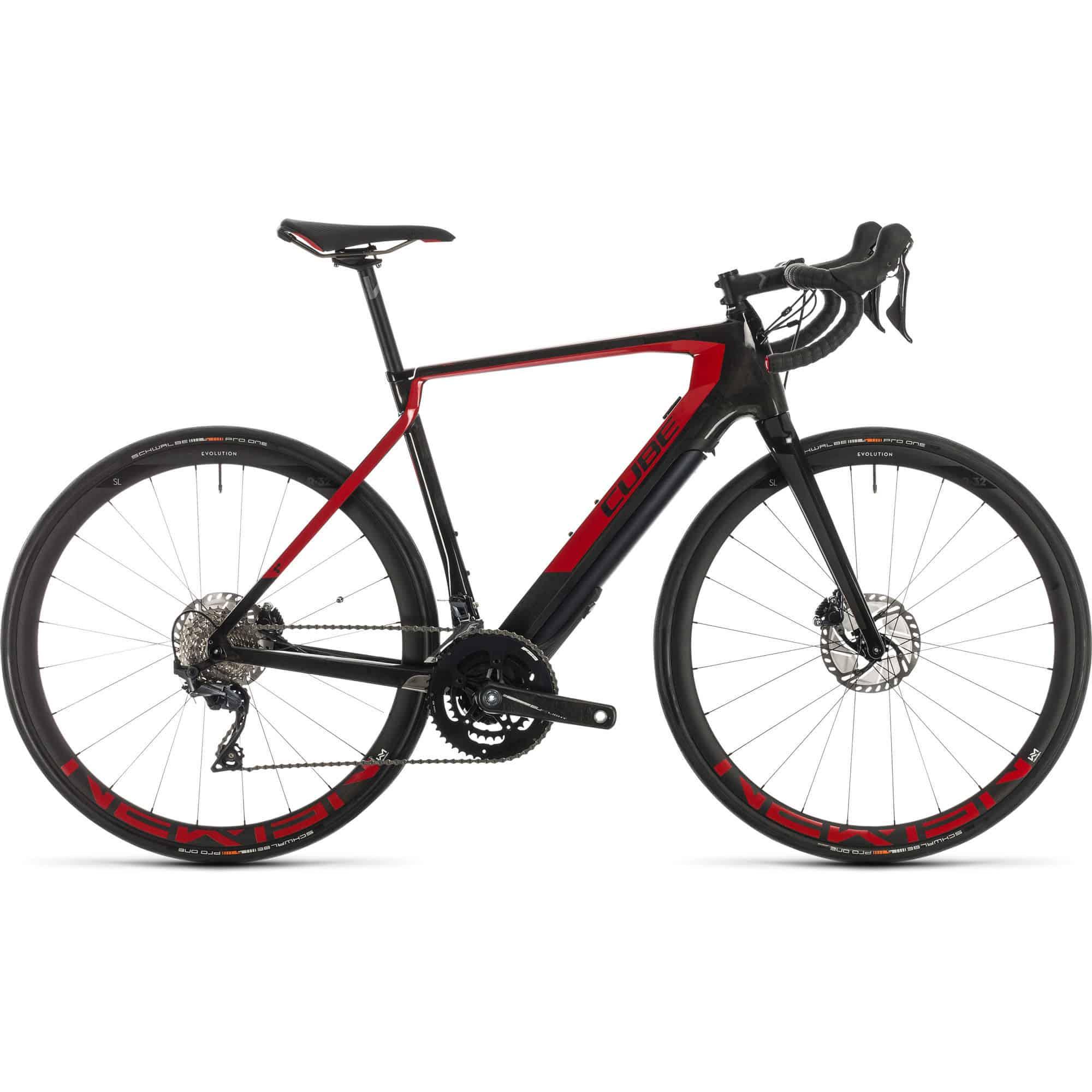 Cube Agree Hybrid C62 SL E electric Bike 2020