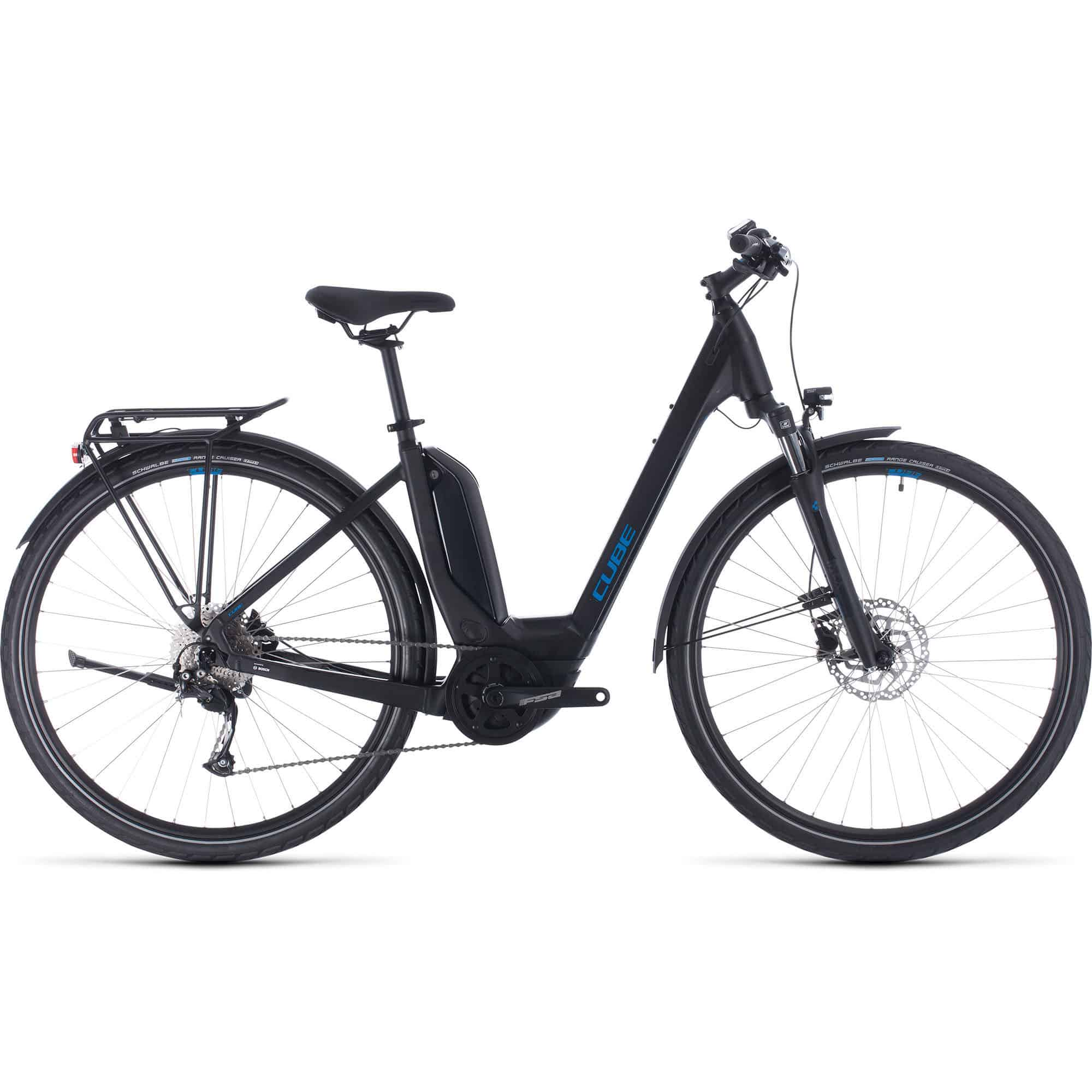 Cube Touring Hybrid One 500 EE Electric Bike 2020