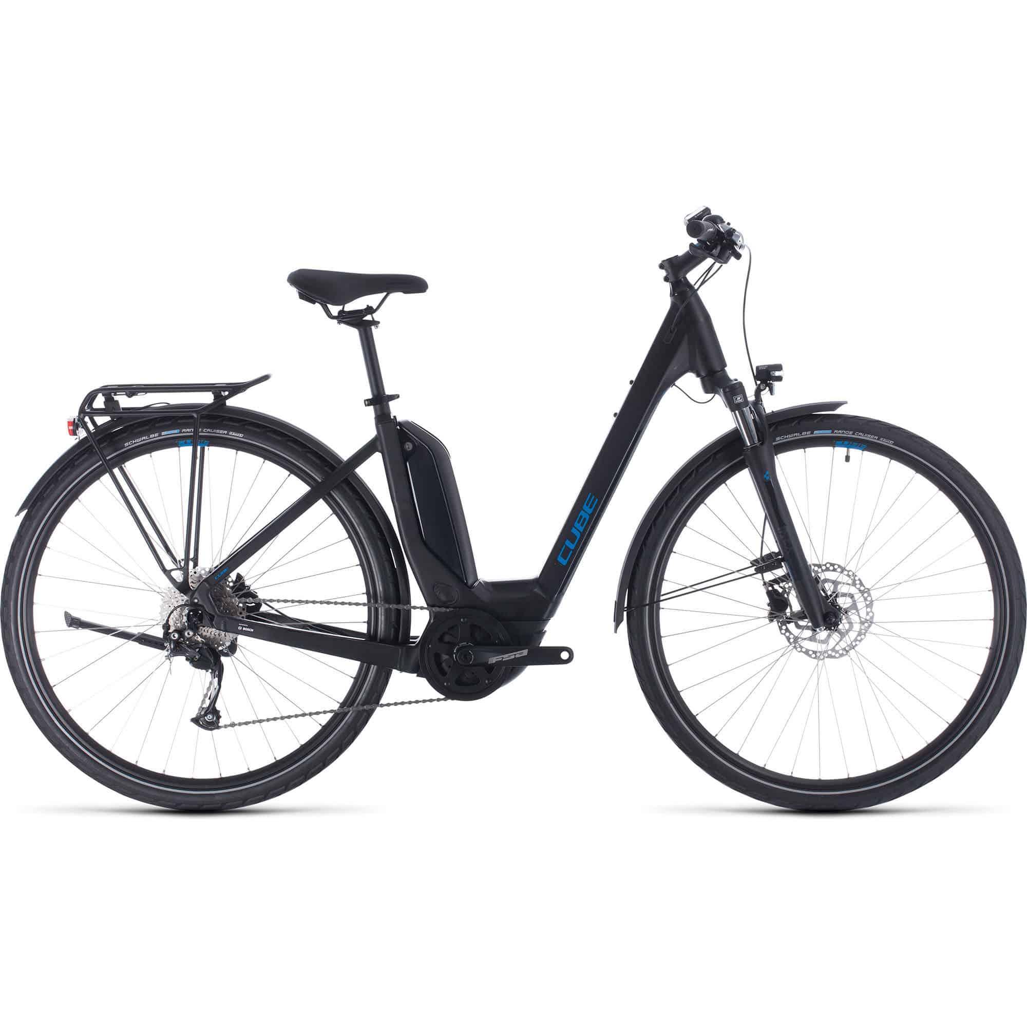 Cube Touring Hybrid One 500 EE Electric Bike 2020