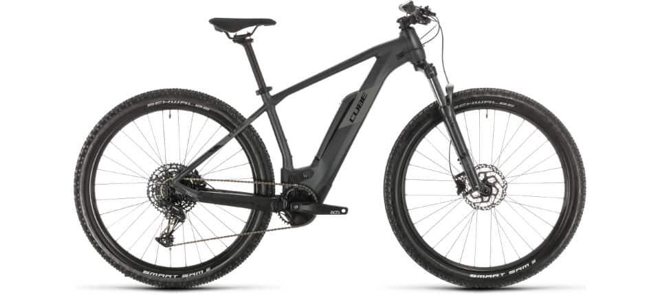 cube reaction hybrid pro 500 electric bike