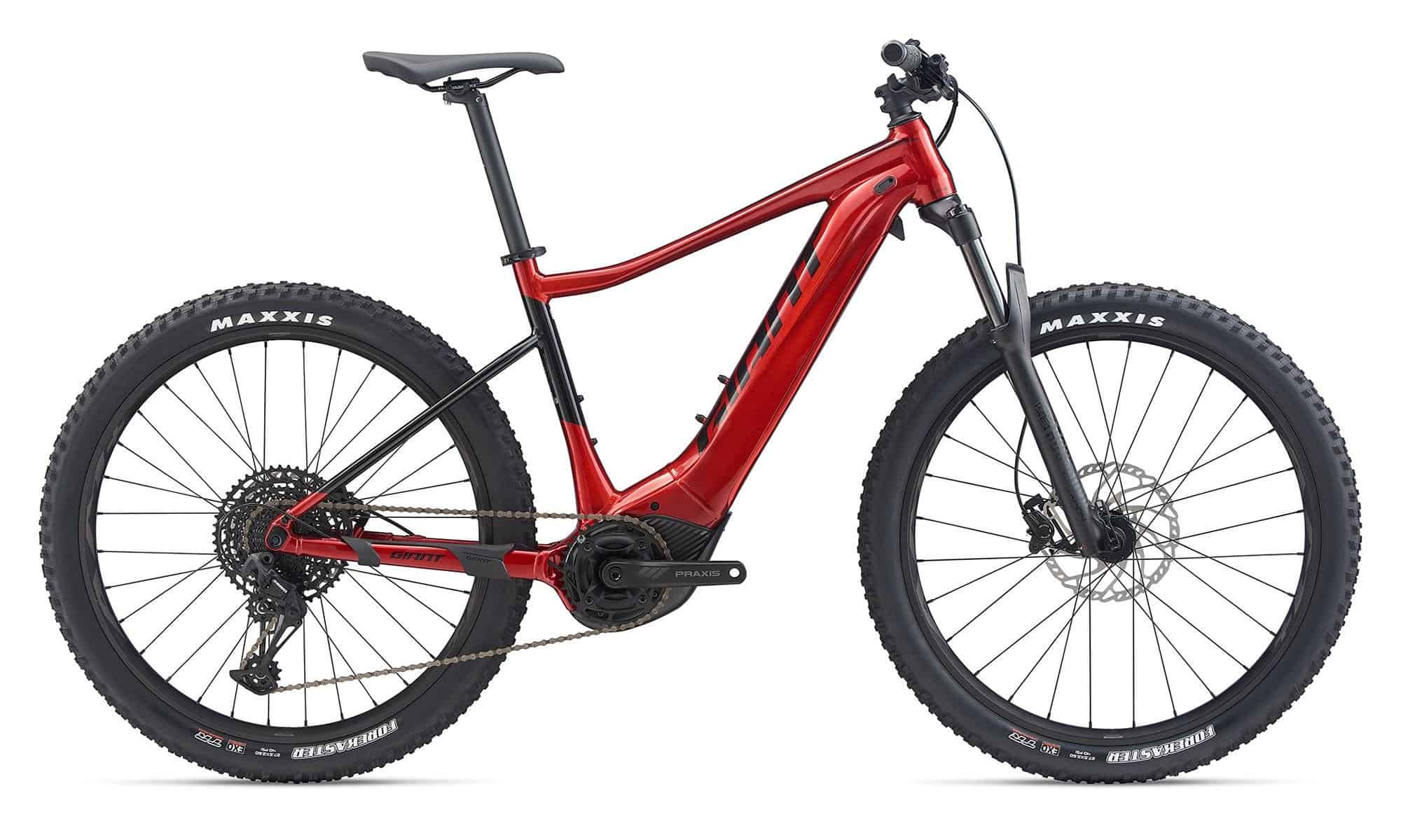 giant fathom e+ 1 pro 29er electric mountain bike