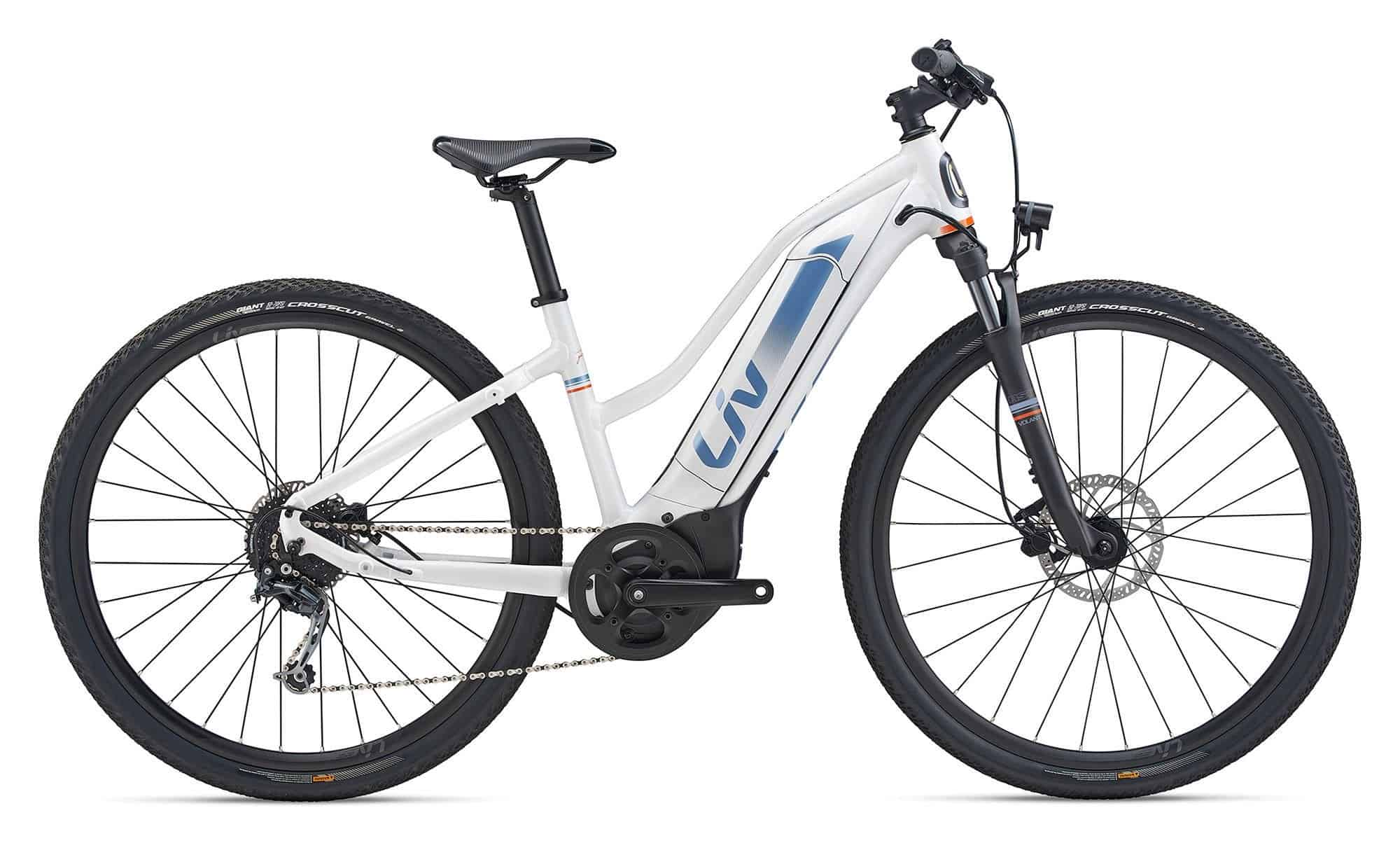 giant liv amiti e+ 4 womens electric bike